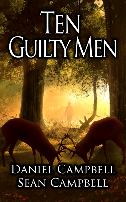 Ten Guilty Men - E-book - PNG
