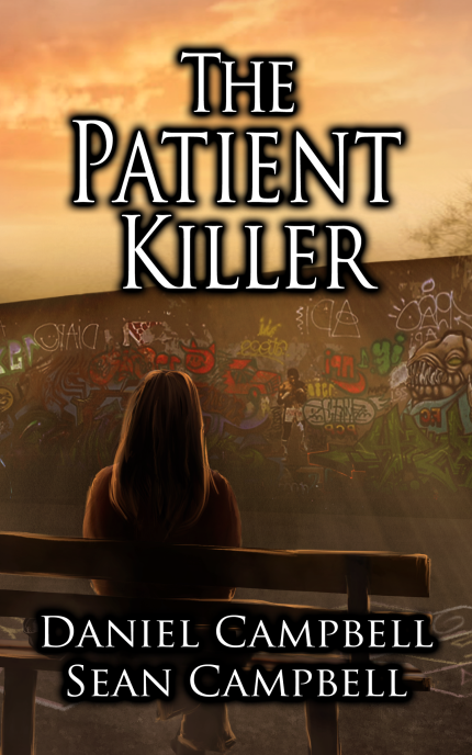 The Patient Killer - E-book - PNG